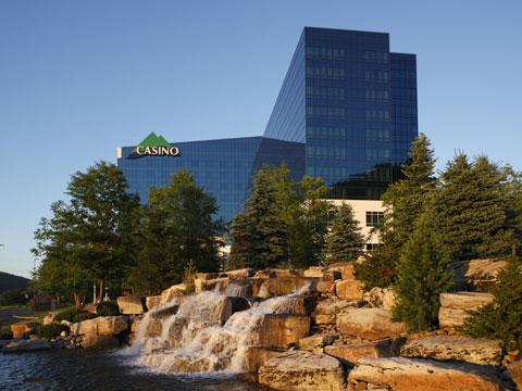 Seneca Allegany Casino, Hotel and Expansion, Allegany Territory, Salamanca, NY