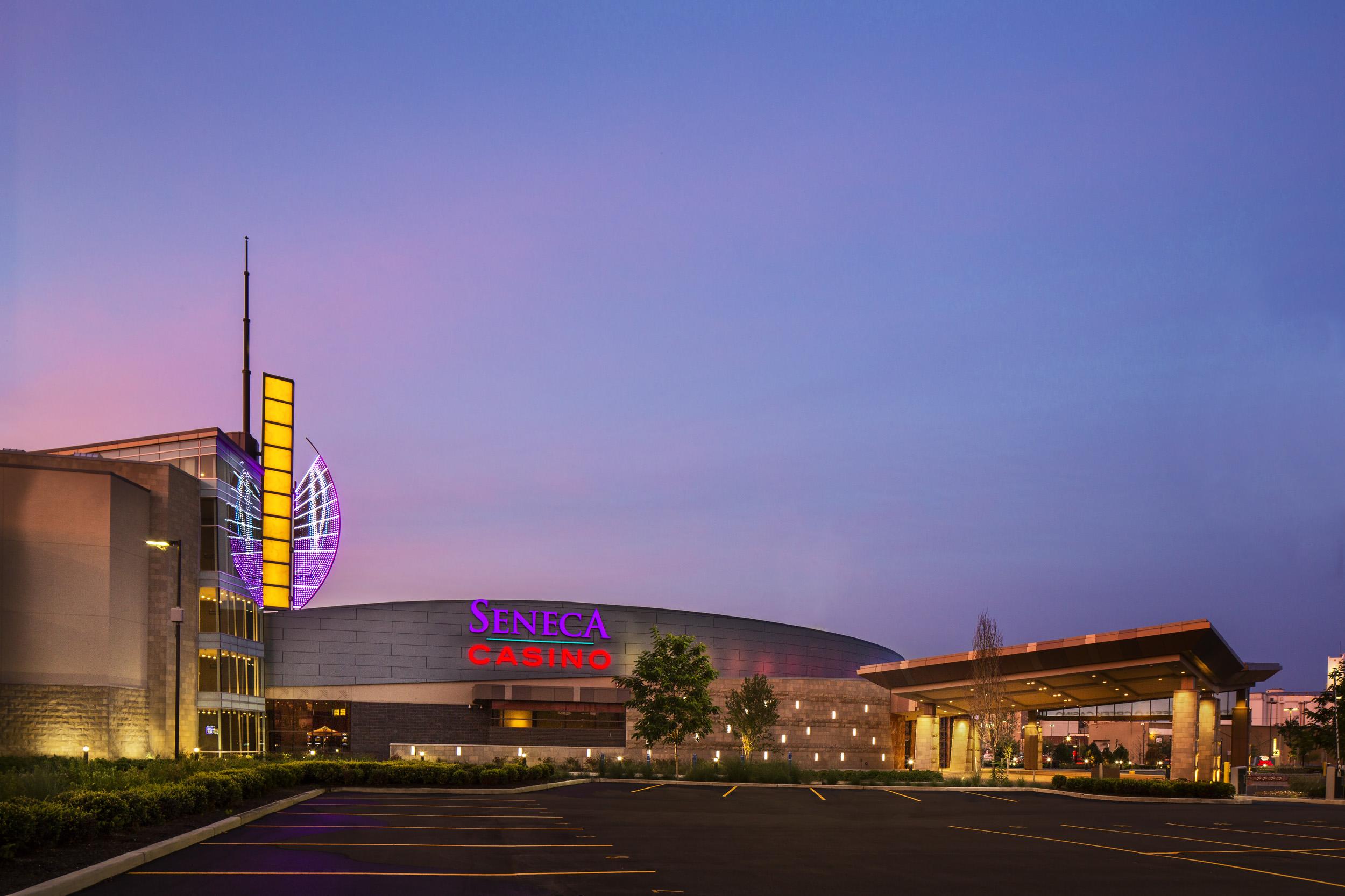 Seneca  Buffalo Creek Casino